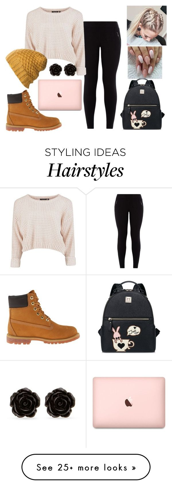 """Untitled #123"" by elizabetta-i on Polyvore featuring New Look, Timberland, Dakine and Erica Lyons"