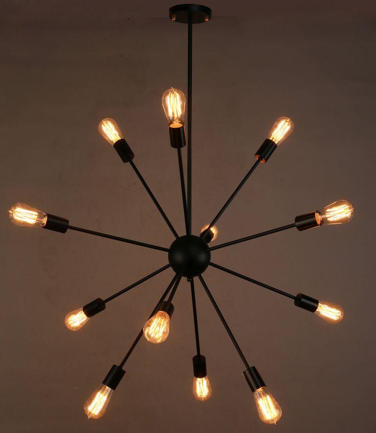 Industrial Light Fixtures Amazon: Vintage E27 Industrial Fixture Retro Pendant Light Ceiling