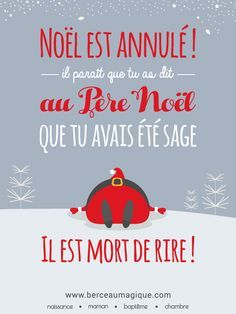 La blague à faire à tous les enfants avant Noël...                                                                                                                                                                                 Plus