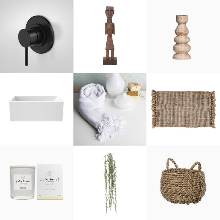 Get the Look: Niki & Tiff's Winning Bathroom - To help you get the look in your home, we've found some of the pieces featured on the show - click to see where to shop the products seen on The Block NZ