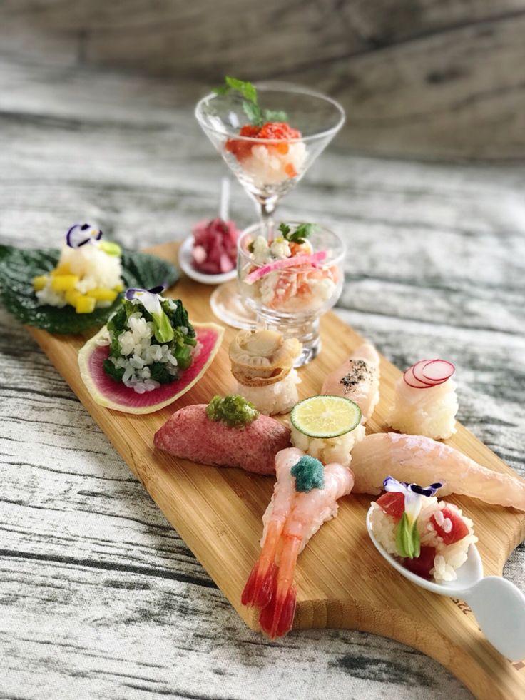 """カフェなのに寿司があるという裏切り - """"究極のレストラン"""" ランキング in 名古屋"""