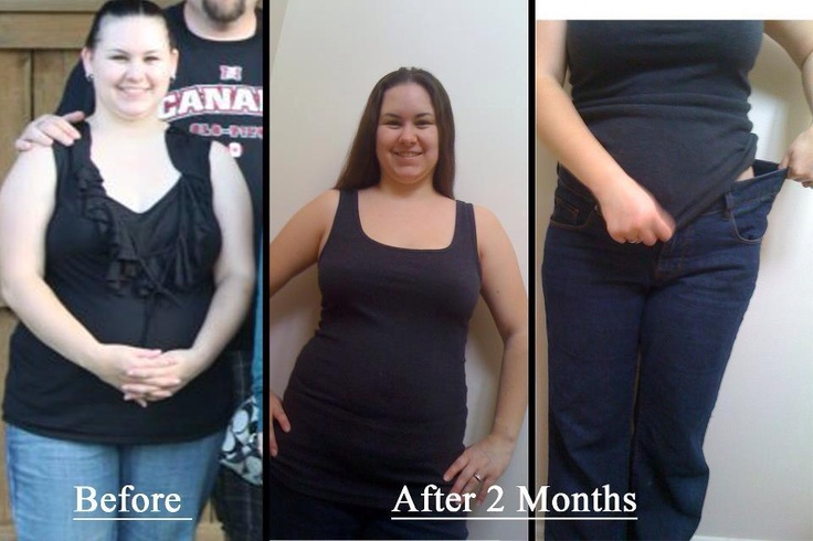 Down 21 lbs and an incredible 27 combined inches of fat off her body.    Try it yourself at http://BuyViSiWeightLoss.com