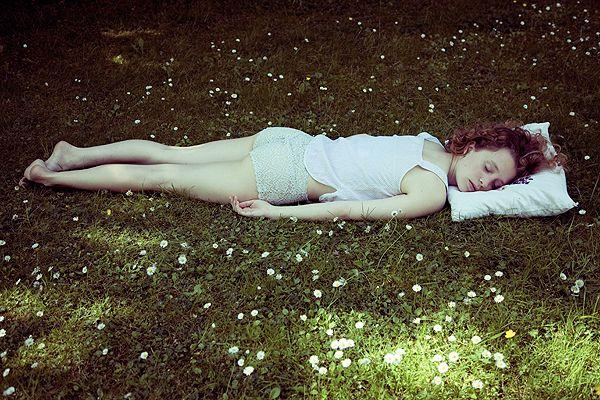 lilly's dream. MARIE HOCHHAUS.  www.mariehochhaus.de
