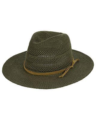 Rancher Packable Fedora Hat  8e1204e654f