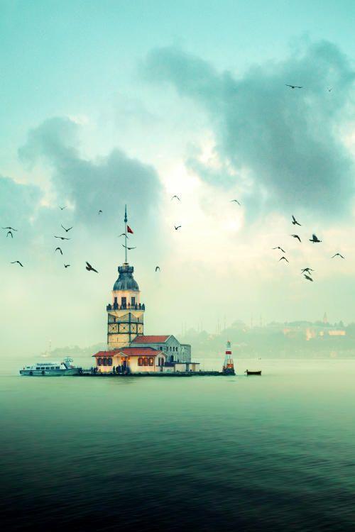 Kız Kulesi En Güzel Manzara Resimleri