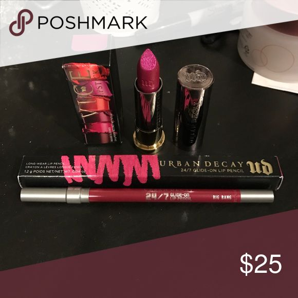 1000 ideas about urban decay lip liner on pinterest