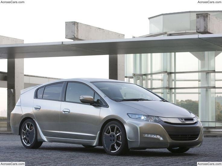 Honda Insight Sports Modulo Concept (2010)