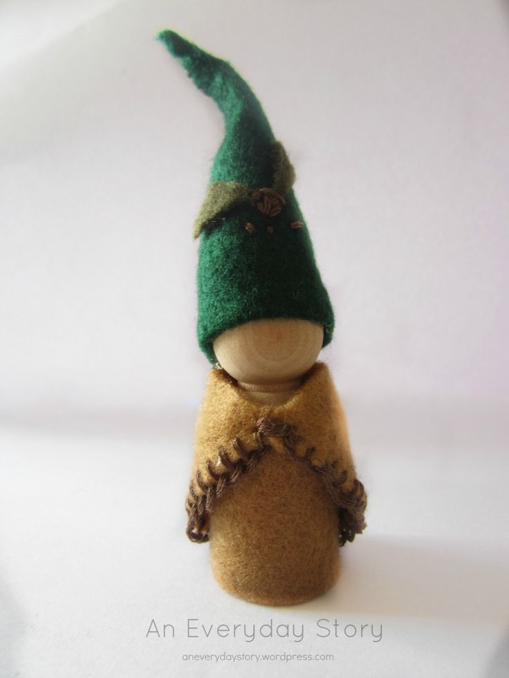 Waldorf Gnome Tutorial {An Everyday Story}