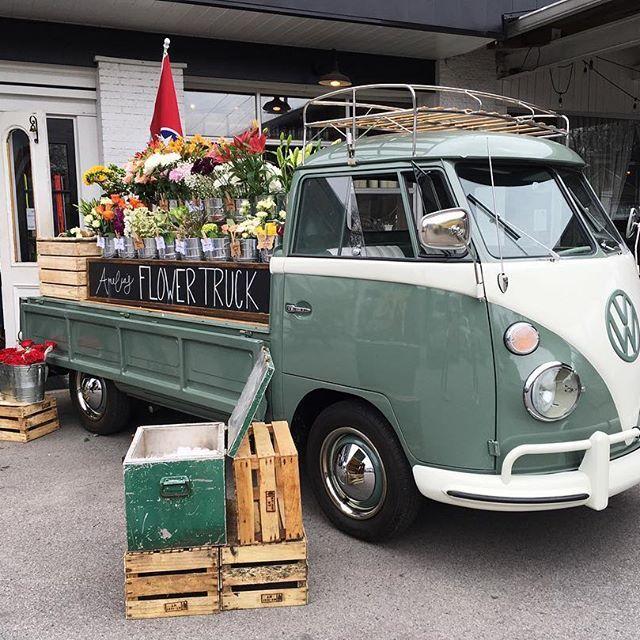 Amelia's Flower Truck. Nashville