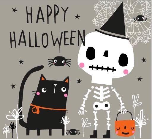 happy halloween dawn machell
