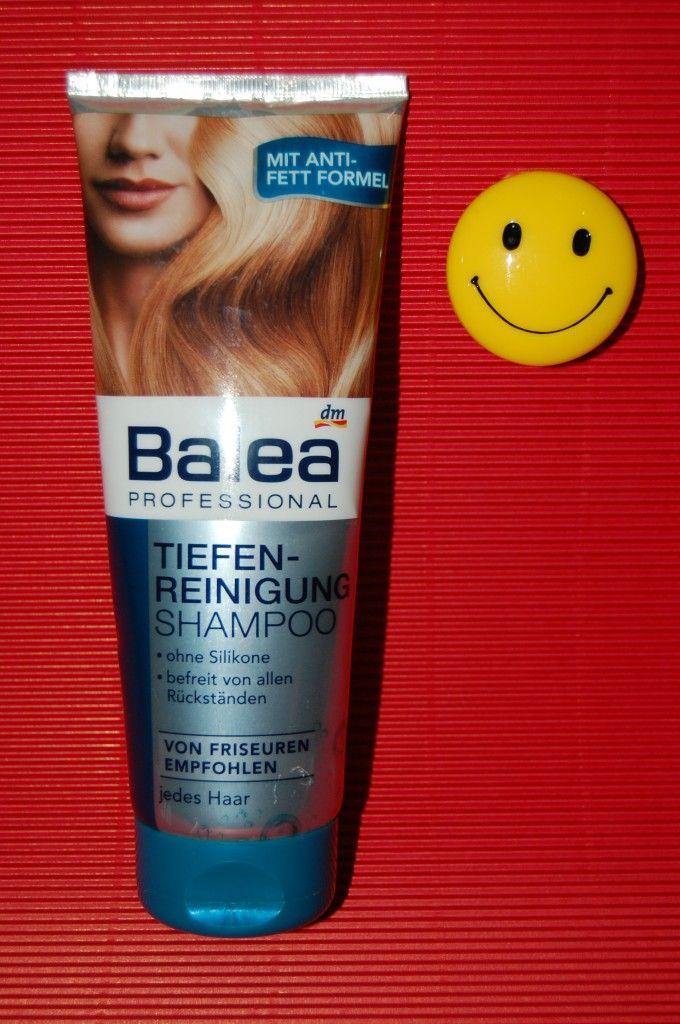 Balea Tiefenreinigung Shampoo Test : Silikonfrei, Gut und Günstig
