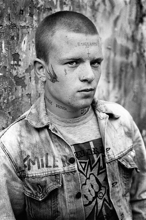 Gritty Pictures Of Britain's Skinheads From The 1980s