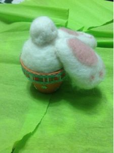 Meine kreative Welt: Ostern fällt heuer leider aus...