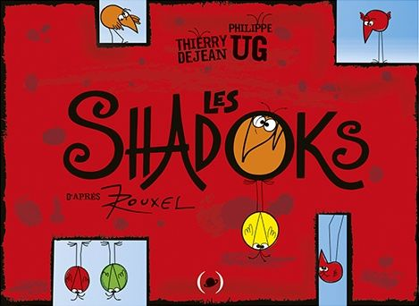Livre+:+LES+SHADOKS+POP-UP