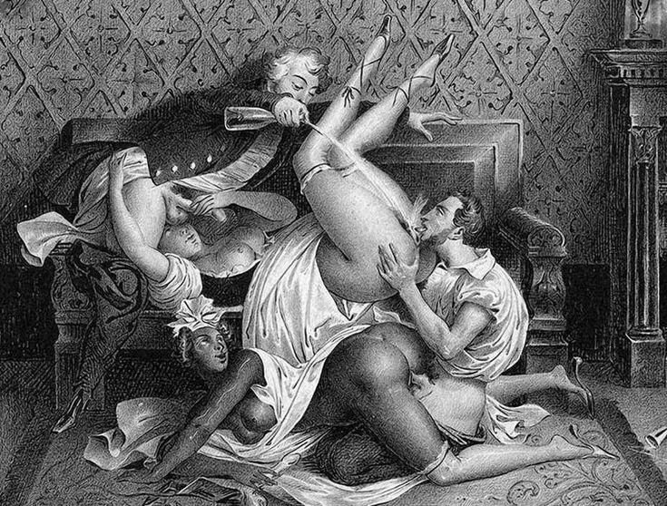 всю страсть средневековье эротика что парень