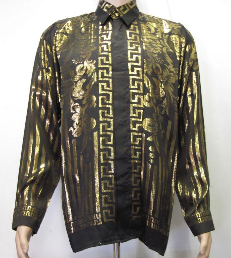 georgetowncowboyboots - Men's Silk Shirt : Vintage, $69.95 (http://www.georgetowncowboyboots.com/mens-silk-shirt-vintage/)