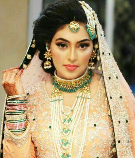 Muslim bride....
