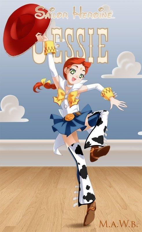 Sailor Heroina Jessie