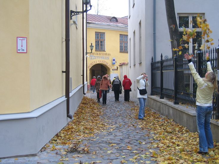 Tallinn in Autumn