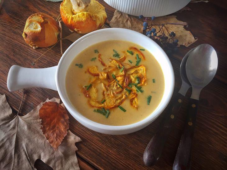 Gamze Mutfakta Kremali Padisah Mantari Corbasi Recipes Tarif Sunum Caesarsmushroom Soup Corbatarifleri Corba Mantar Mutfak Yerler