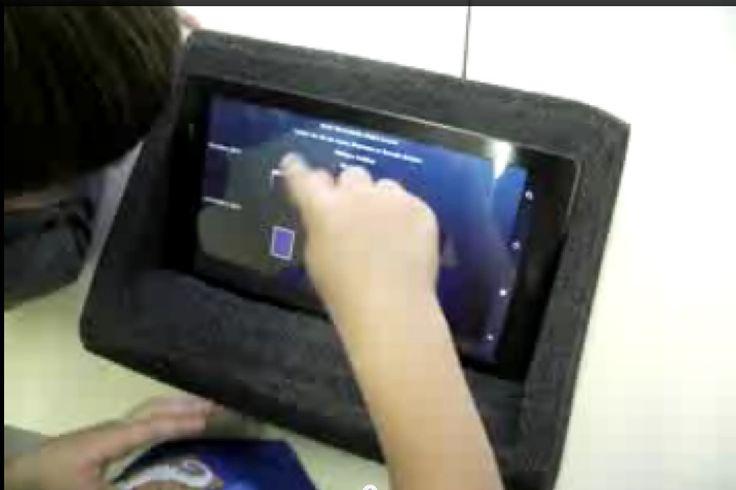 CRTICE > Ressources pour la classe > Tablettes numériques > Expérimentations tablettes numériques 33 > A-Camus-cahier-vie-classe