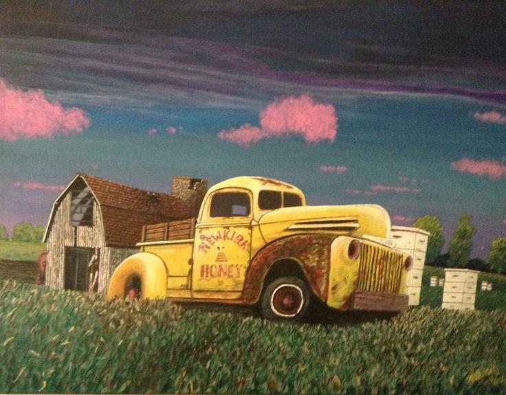 Honey bees - Newkirk Honey - Bob Newkirk - Algona, Iowa