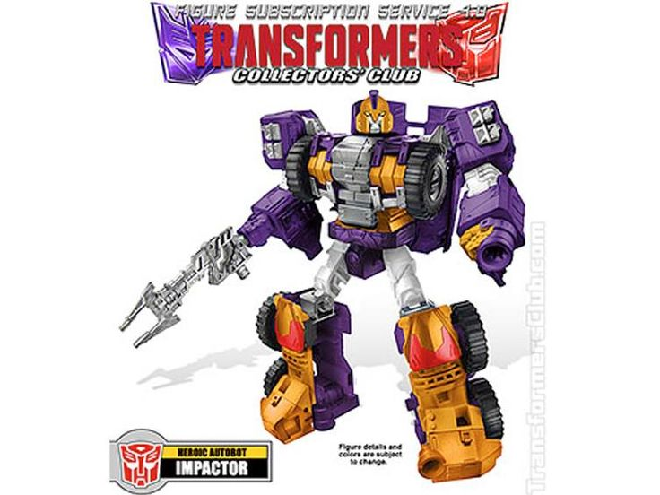 transformers 2016 subscription figure impactor transformers botcon other exclusives club other exclusives #transformer