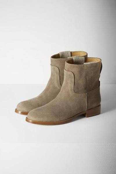 Holly Ankle Boot - STONE SUEDE | rag & bone: