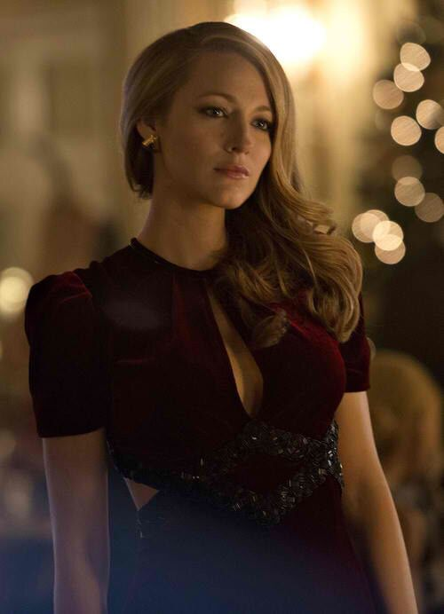 Beautiful Blake in The age of Adaline.