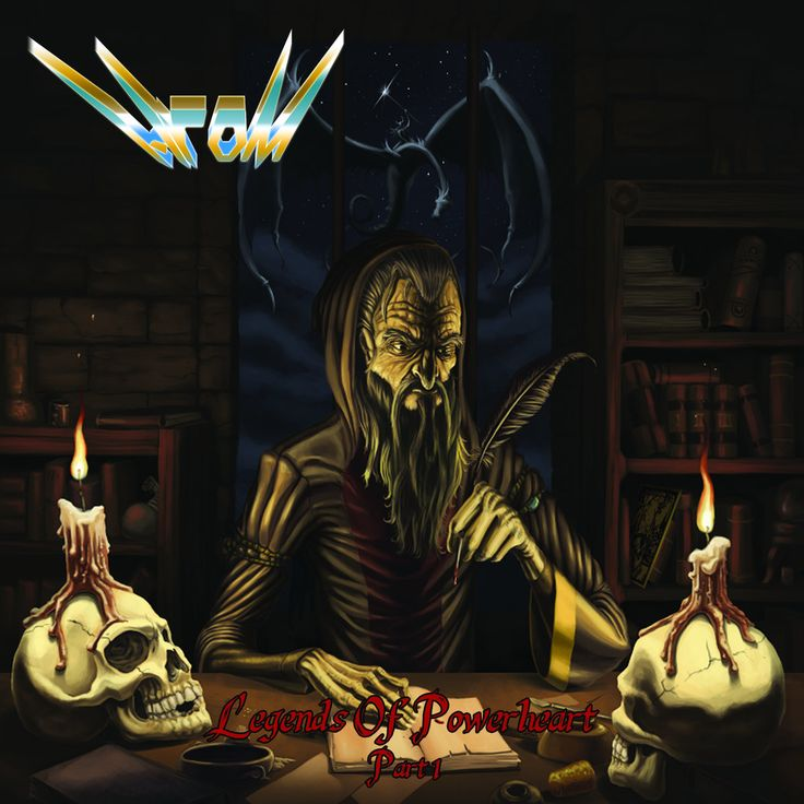 Heavy Power Speed Metal melodic epic riffs solos 80s