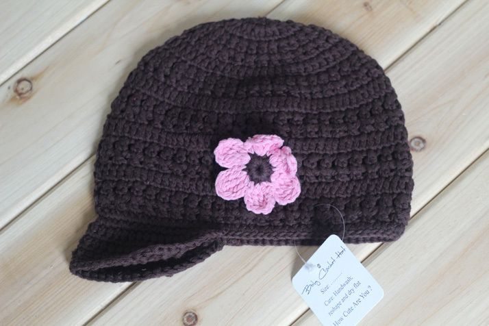 Free crochet newsboy hat patterns for women crochet for Cap crafter