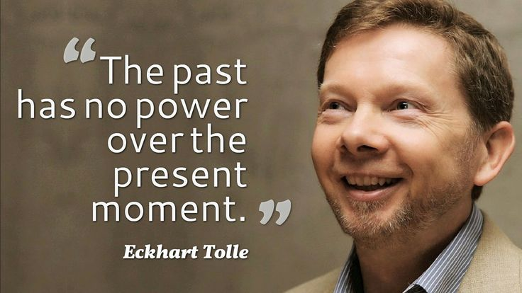 """1) The past has no power over the present moment. 2) Some changes look negative on the surface but you will soon realize that space is being created in your life for something new to emerge. 3)The primary cause of unhappiness is never the situation but your thoughts about it. 4)Always say """"yes"""" to the"""