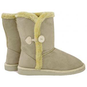 Dámske béžové topánky