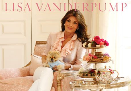 """Food & Wine: Etiquette Tips from Lisa Vanderpump of """"The Real Housewives of Beverly Hills"""" (i.e. What do you do if a man puts his hand under your knee under the dinner table?)"""