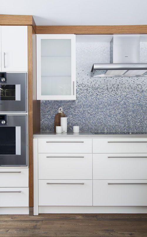 25 beste idee n over speelse keuken op pinterest theepot - Faience giet keuken moderne ...