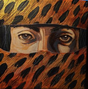 Narrow Field of Vision * Brenda Kane