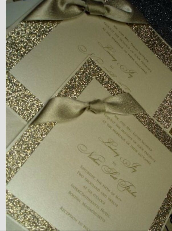white and gold wedding invitations%0A White and Gold Wedding  Latest Designs  Elegant Wedding Invitations   Custom Stationery  Bar Bat Mitzvah announcements  u     handmade by Clover Creek