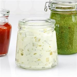 Classic Tartar Sauce Recipe -You'll never buy tartar sauce again once you've tasted this super-easy recipe! —Michelle Stromko, Darlington, Maryland