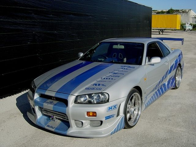 Skyline From 2 Fast 2 Furious
