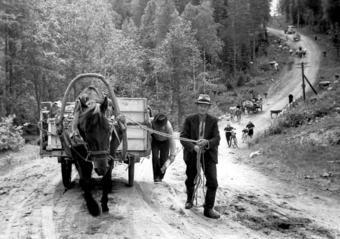 Evacuation of Karjala (Karelia) - late 1939