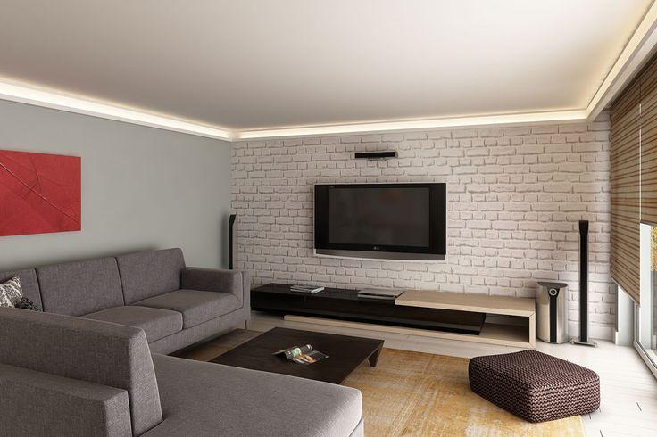 Alissi İç Mimarlık.Ankara villa design and turnkey applications