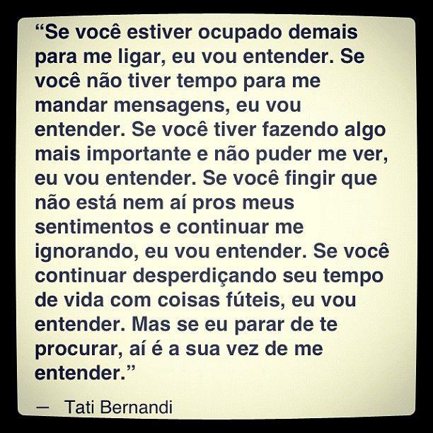 → Tati Bernardi ←