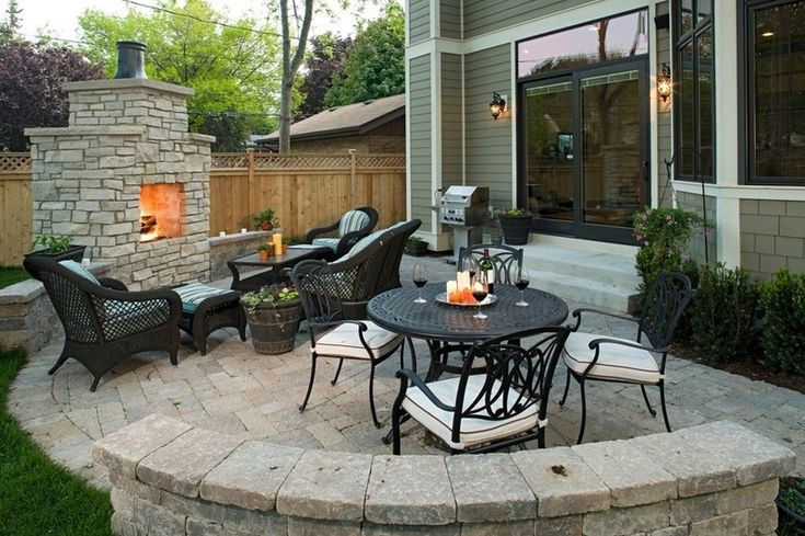 Traditional Patio By Oakley Home Builders. Outdoor IdeasBackyard ...