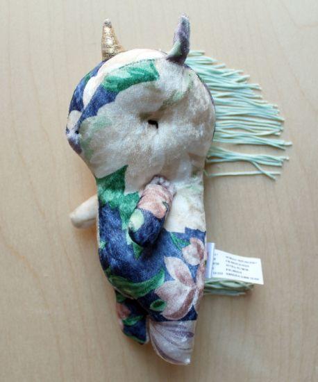 Ellie the unicorn - rousskine
