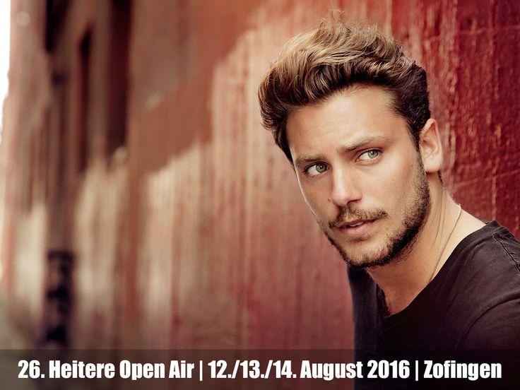 #BastianBaker spielt am 26. #HeitereOpenAir vom 12. bis 14. August. Tickets bei Ticketcorner: http://www.ticketcorner.ch/tickets.html?fun=erdetail&affiliate=PTT&doc=erdetaila&erid=1519262