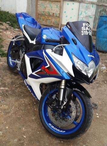 Suzuki Gsxr 600 for Sale in St. James