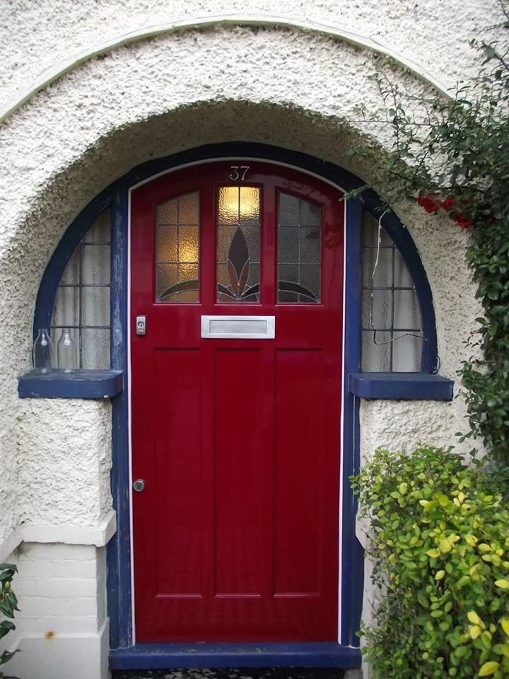 40 best Front Door images on Pinterest   Front entrances, 1930s ...