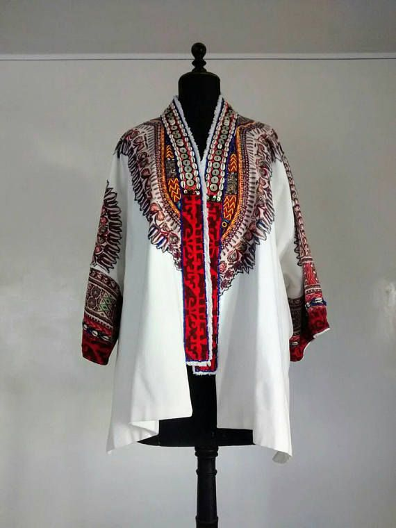 Check out this item in my Etsy shop https://www.etsy.com/listing/523688327/tribal-cotton-womens-kimono-jacket-with