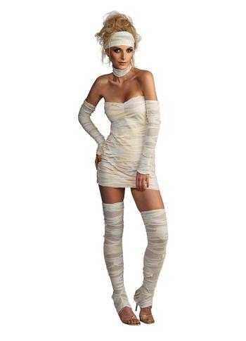Adult Female Sexy Mummy Costume