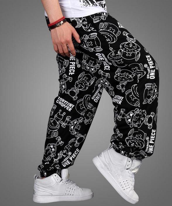 Весна осень человек хип-хоп уличный танец фитнес-упражнения спортивные брюки широкий штаны мужские брюки Masculina pantalons